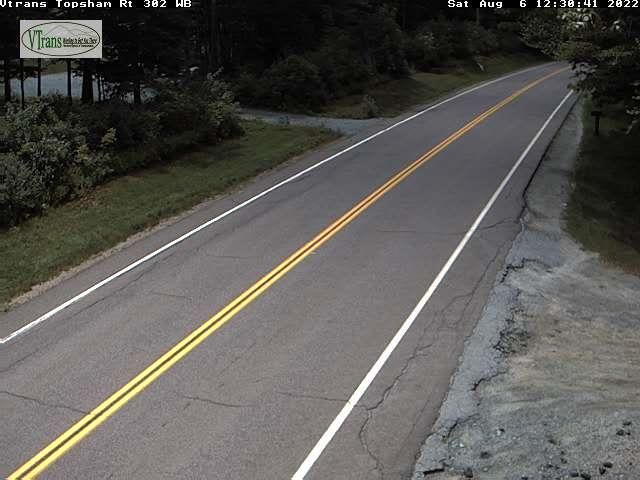 VT-105 Bowdoinham webcam