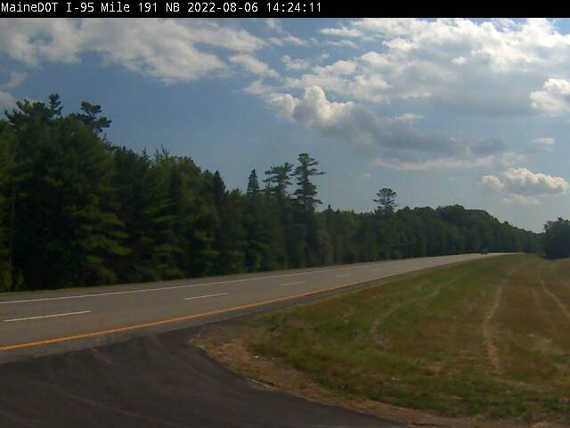 I-93 Wiscasset webcam