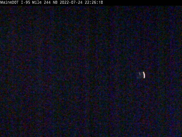 I-95 Waterville webcam