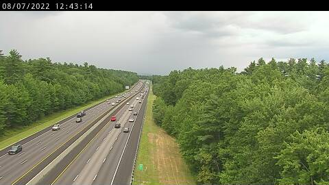 Spaulding Turnpike Sidney webcam
