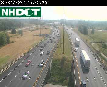 I-95 Traffic Cam in Portsmouth NH at Exit 6: Live Cams