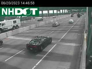 I-95 Traffic Cam in Portsmouth NH: High-Level Bridge on