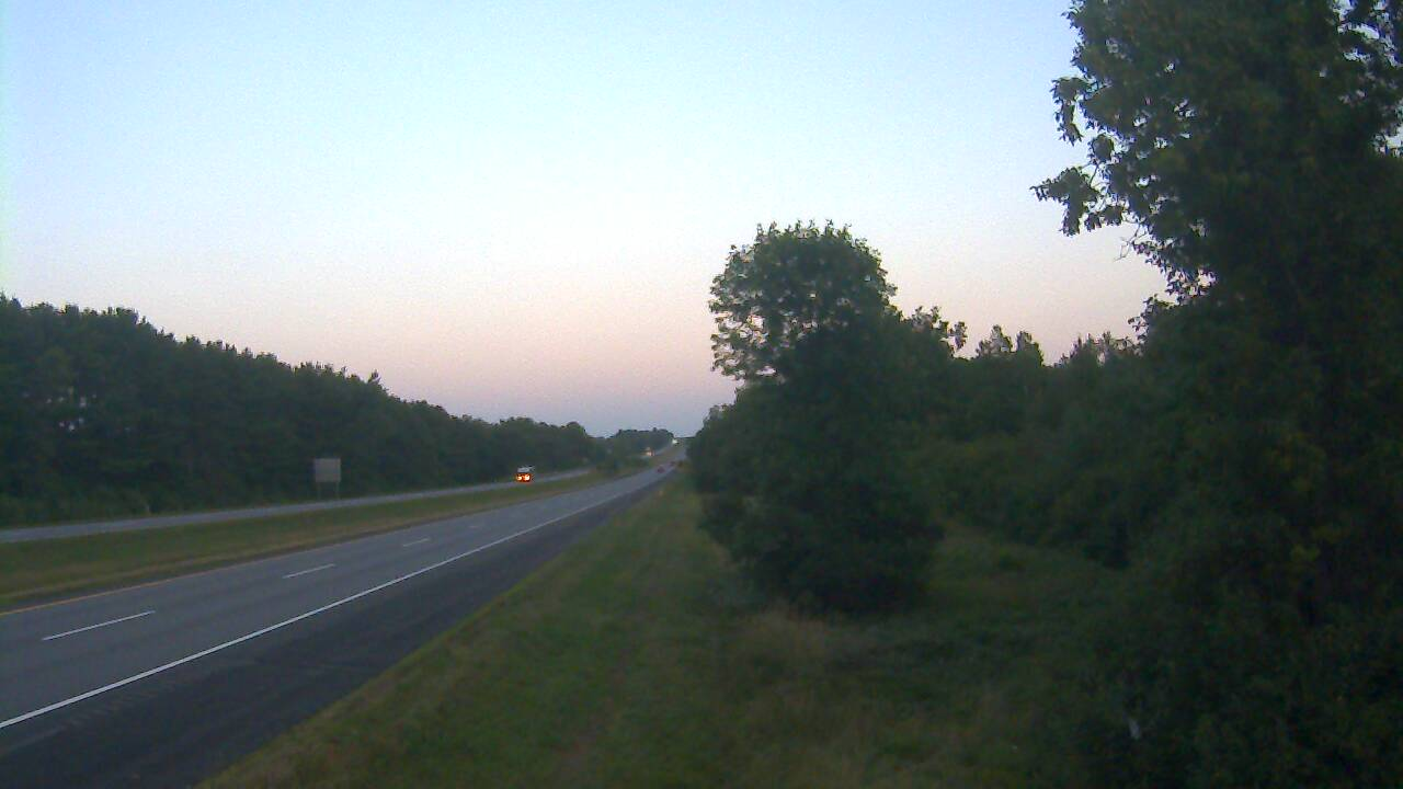 I-89 ALBURGH webcam
