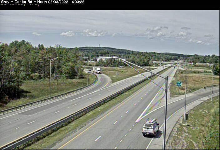 Spaulding Turnpike  webcam