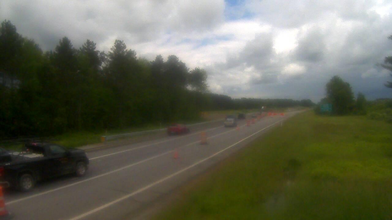 I-93 Topsham webcam
